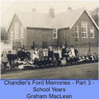 Chandler's Ford Memories from Hong Kong - Part 3 - School Years
