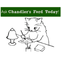 Ask Chandler's Ford Today: We're Relocating to Chandler's Ford...