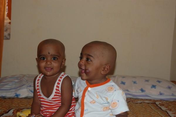 Kids after Gundu