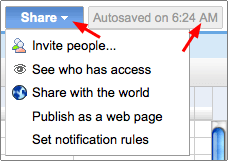 autosave-and-share-options