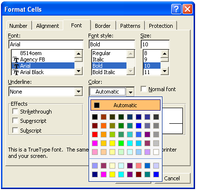 2003 Color Picker 2