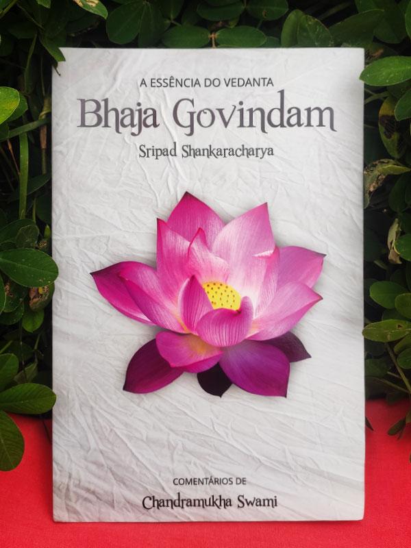 Livro Bhaja Govindam por Chandramukha Swami