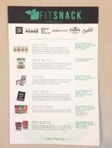 Description of each product
