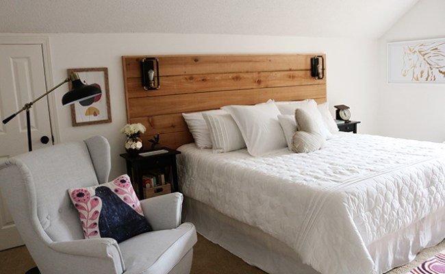 Guest Bedroom Makeover Chanel Moving Forward