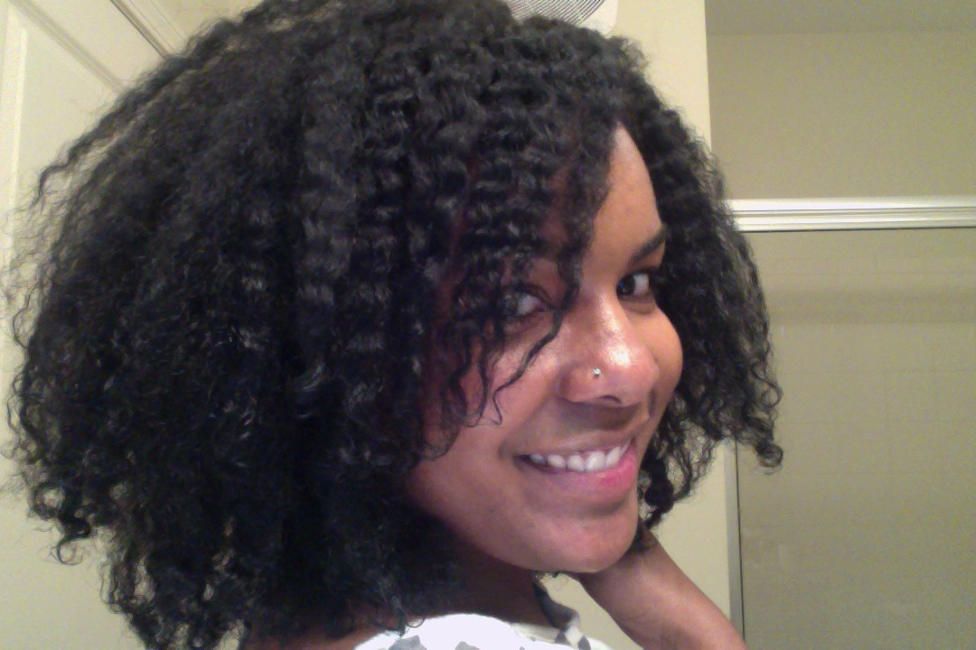 Fave Hairstyles Braid Out Dry Hair Chaneltheenatural