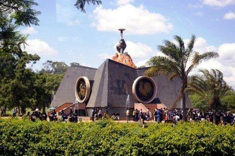 Image of Uhuru Park Monument