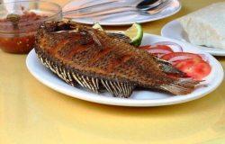 Image of best fish in Nairobi