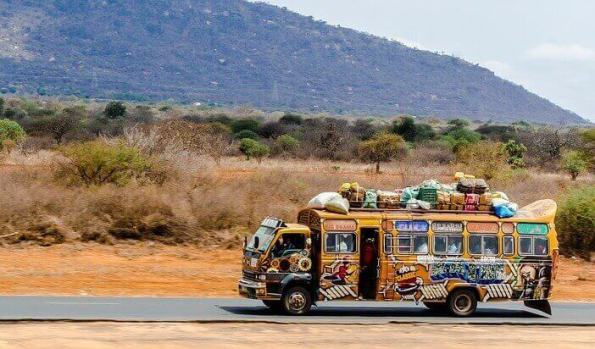 Image of why is Kenya a popular tourist destination
