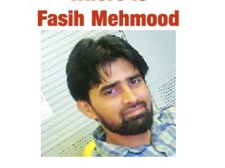Produce Fasih Mahmood in an Indian court
