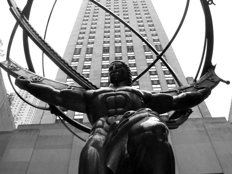 La révolte d'Atlas : pourquoi gagner de l'argent n'a rien de mal.