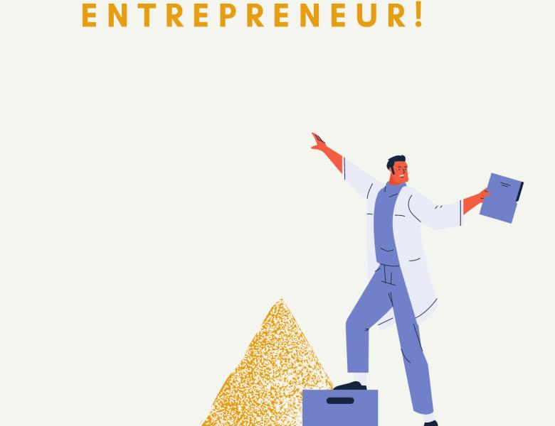 Ça y est , je sais ce que je veux faire quand je serai grand : Entrepreneur !