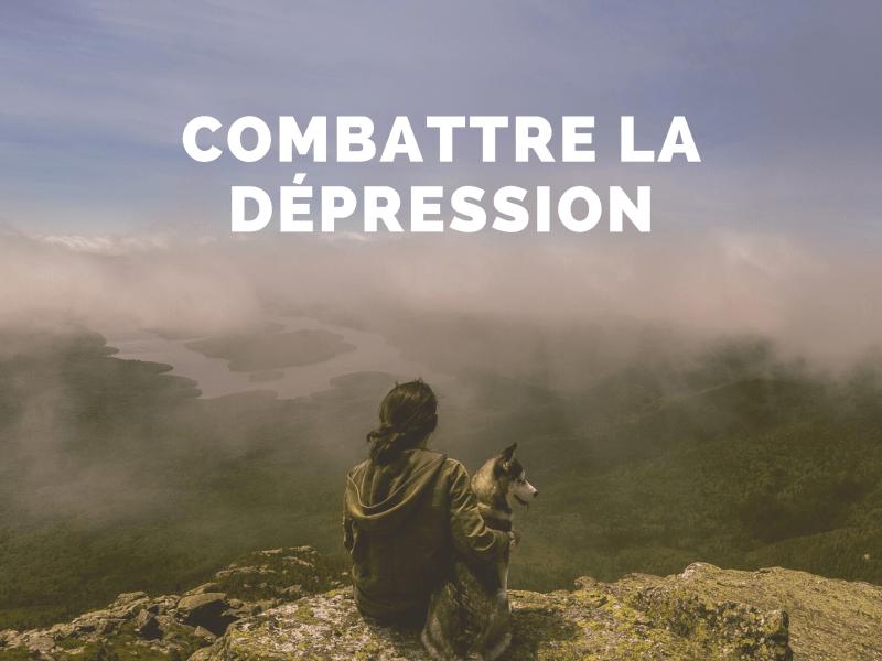 Sensation de dépression.