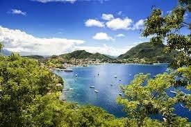 Volcan et montagne de Guadeloupe