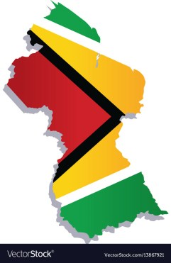 This image has an empty alt attribute; its file name is guyana-flag-amp-map-vector-13867921-664x1024.jpg