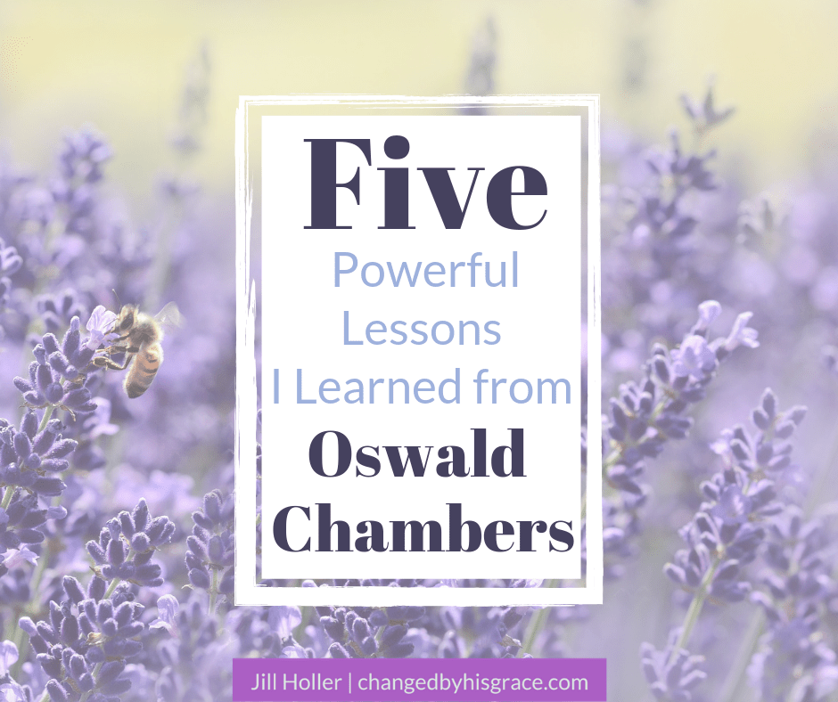 Through his devotional book, My Utmost for His Highest, Oswald Chambers has impacted generations of Christian believers. Explore 5 of his greatest lessons!