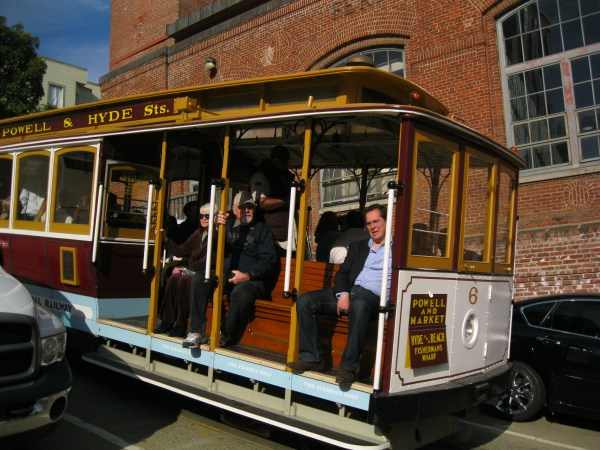 San Francisco Cable Car System Change