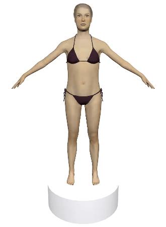 Weight Gain Simulator : weight, simulator, Virtual, Weight, Simulator, Visualizer, Change, Seconds