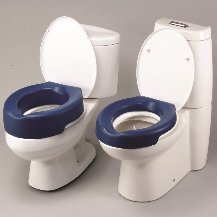 Raised Padded Toilet Seats  Change Mobility