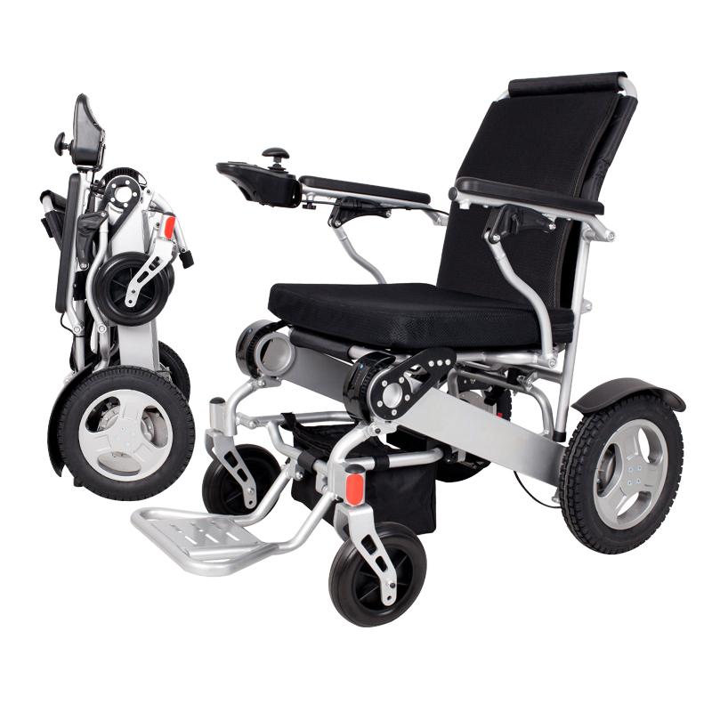 Smart Power Wheelchair  Black