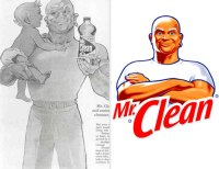 Mr. Clean | Change of Faces