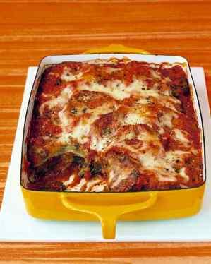 baked-eggplant-parmesan