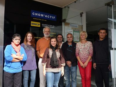 Chomactif organise  les Chomeurs et précaires Clermont-Fd