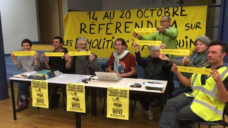 1er référendum d'initiative citoyenne à Grenoble