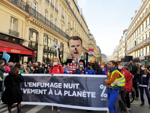 Pour une vraie loi climat paris