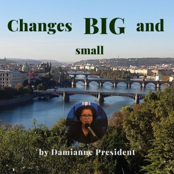 Changes Big and Small Podcast cover