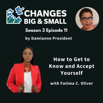 cover image for episode 73 with Fatima C. Oliver on CBaS