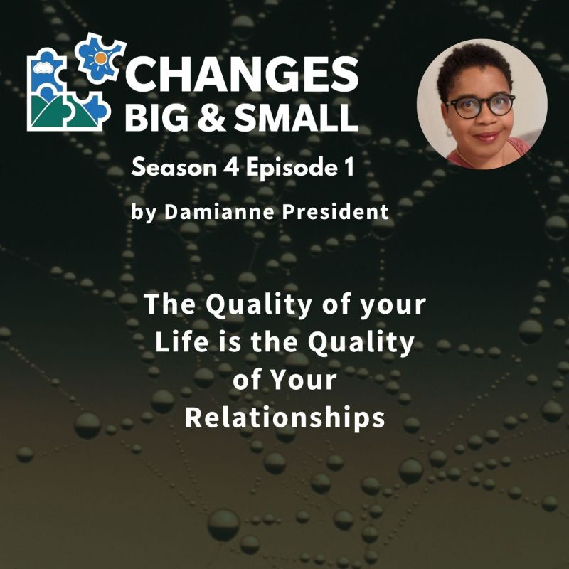 Your Relationships define the quality of your life cover art