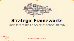 StrategicFrameworks