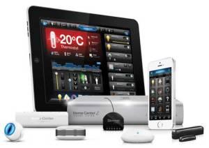 Home Center device
