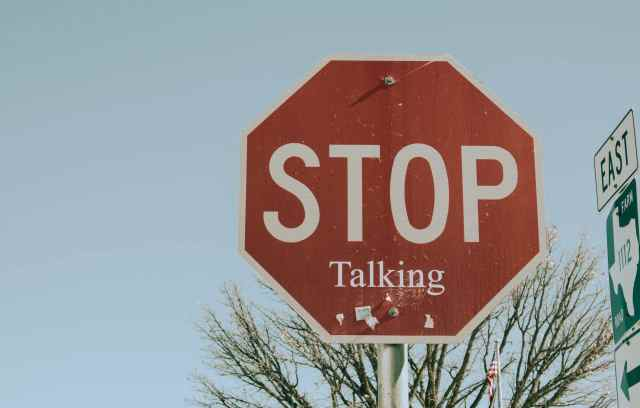 How to stop being annoyed with someone