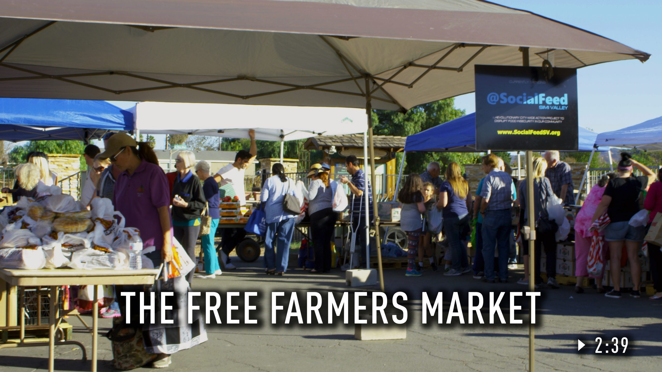 The Free Farmers Market