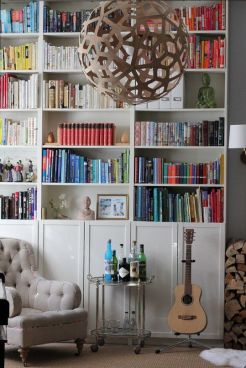 Billy Book cases with shelving