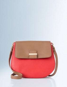 Agnes Saddle Bag