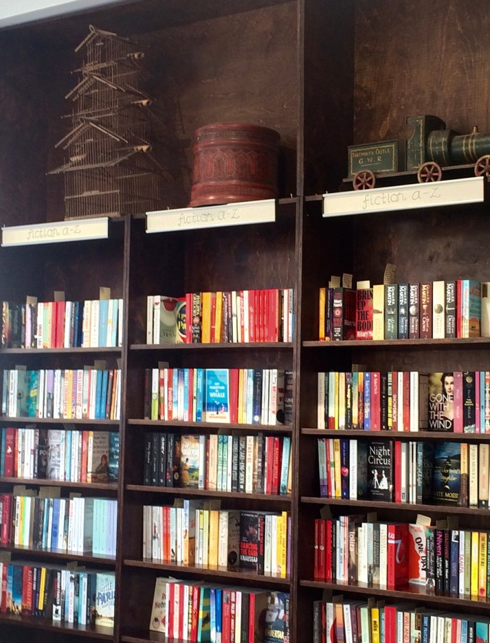 Bookshelves | Beautiful Book Shops #8: Nomad Books, Fulham | Changing Pages | BL | Black Lion Journal | Black Lion