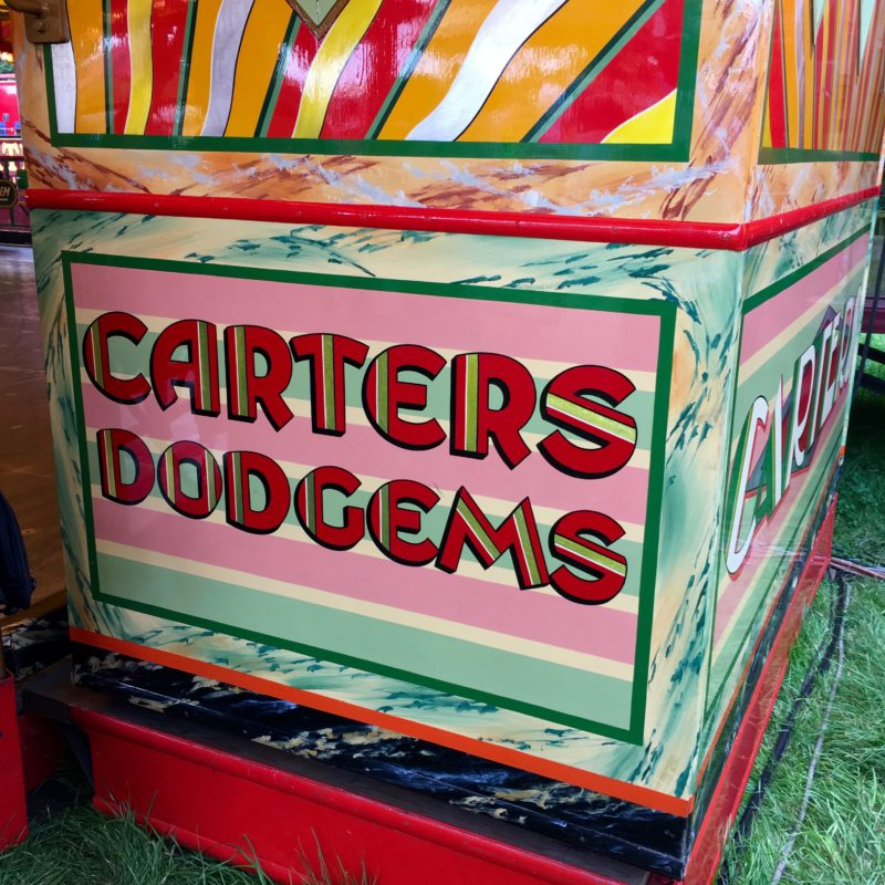 carfest 2017 carter dodgems