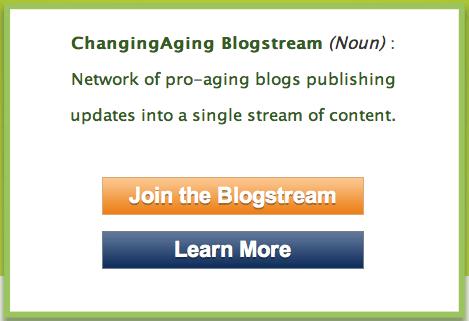 ChangingAging Blogstream