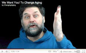 Welcome to the ChangingAging Blogstream
