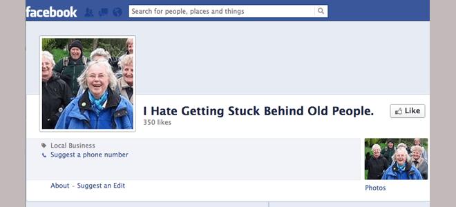 Facebook/Hatebook