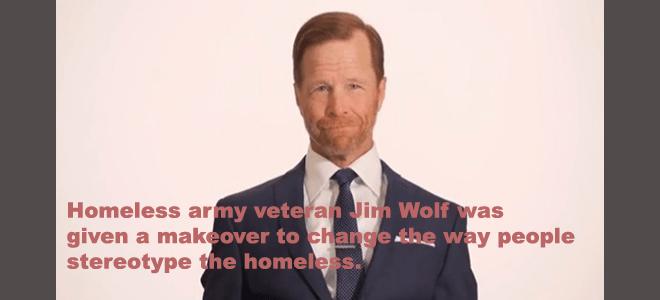 Amazing Timelapse Transformation of Homeless Veteran - ChangingAging