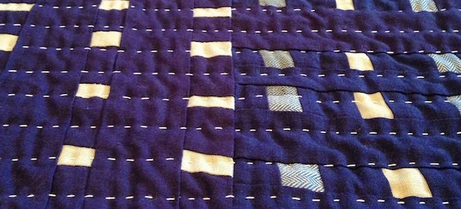 Crafting Life Like an Improvisational Quilt
