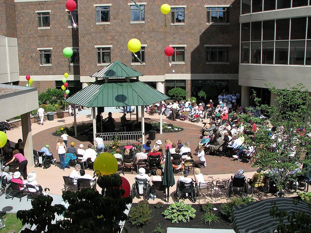 SJ Courtyard - ChangingAging.org