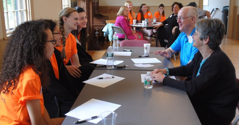 Bridges Together: Everyone Benefits from Intergenerational Connections