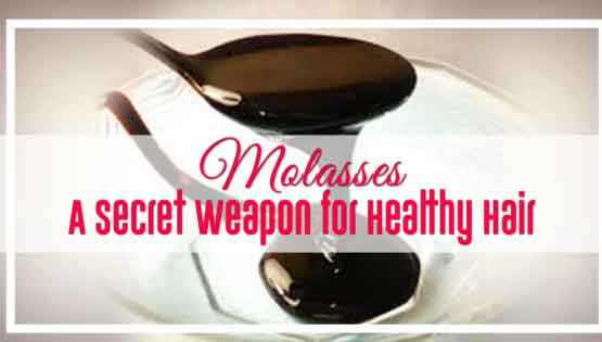 Molasses: A Secret Weapon for Healthy Hair