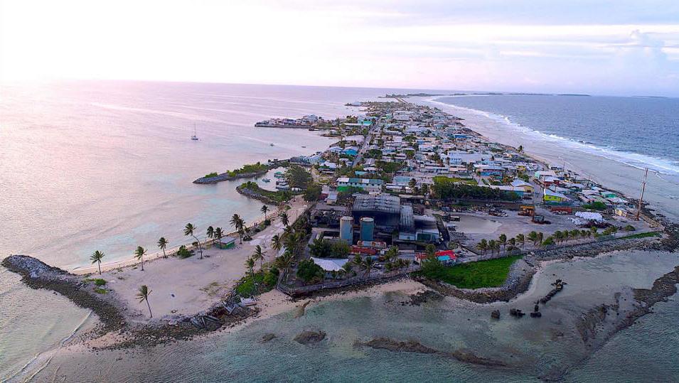 Ebeye Island