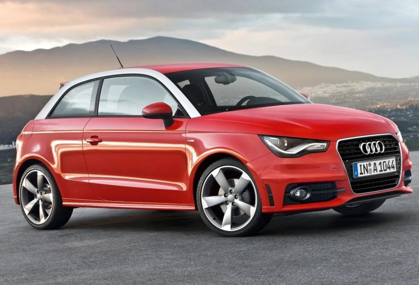 The 2015 Audi A1