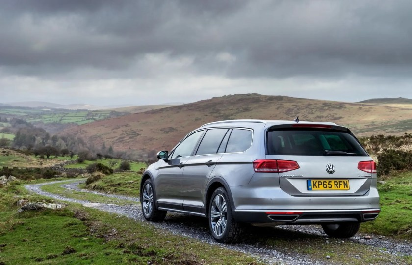 The Alltrack is the ultimate Passat Estate!